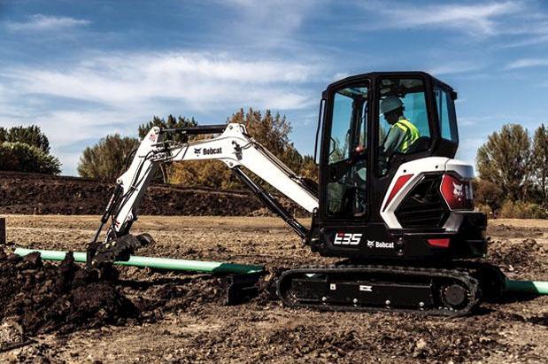 Bobcat Excavators in Southeast Idaho