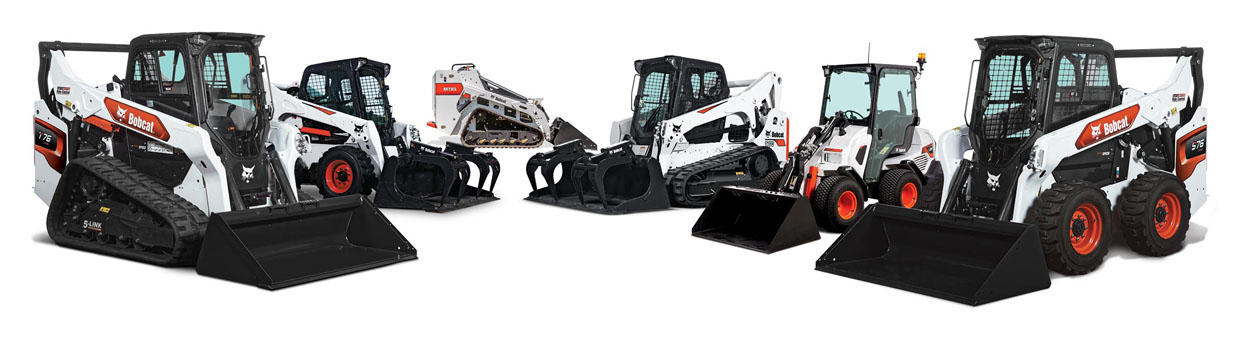 Bobcat Dealer in Logan Utah Cache Valley